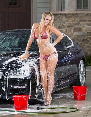 Sexy Bikewash und Carwash günstig mieten